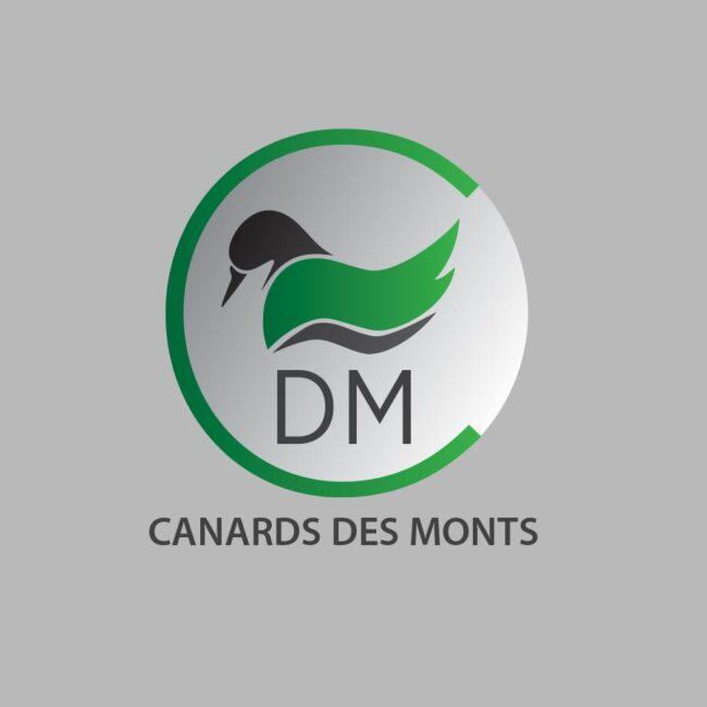 Canards des monts logo