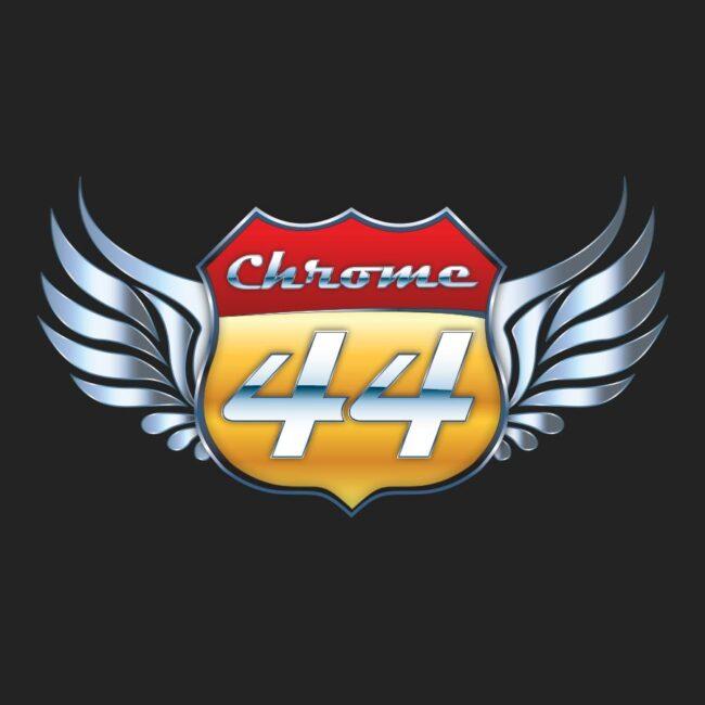Chrome 44 Logo