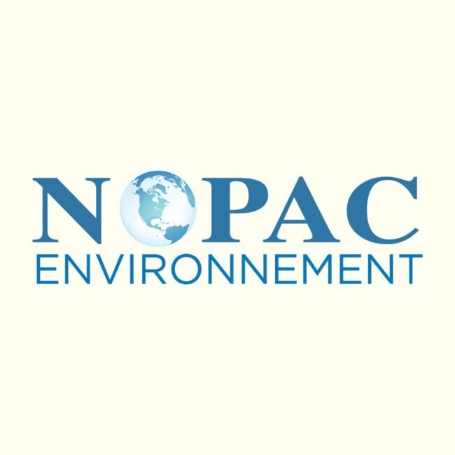 Nopac environnement logo